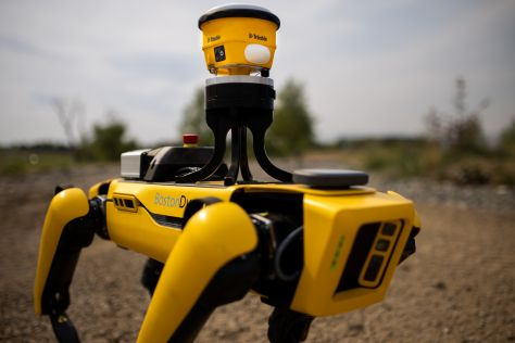 Integrating Robotics into the Construction Surveyor's Workflow