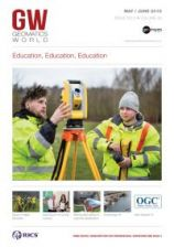 Geomatics World - May/June 2018
