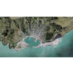 Highly-detailed Aerial Imagery of New Zealand in New LINZ Basemaps