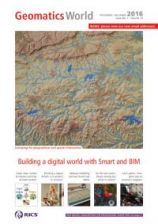 Geomatics world - November/December 2016