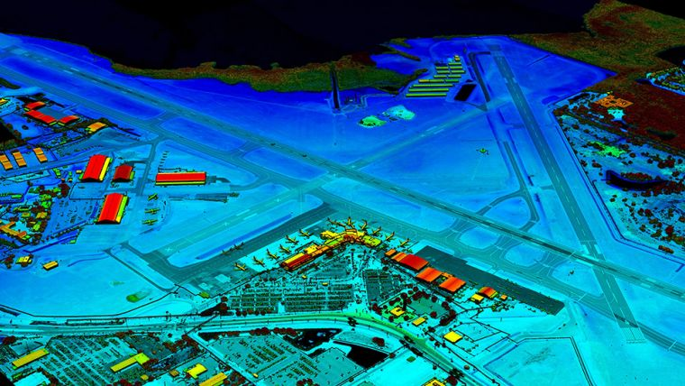 VeriDaaS Plans Statewide California Lidar Mapping Project in Spring 2021
