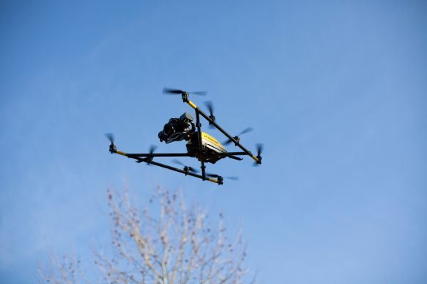 A notably high number of geoprofessionals who participated in this year's survey plan to invest in UAV technology.