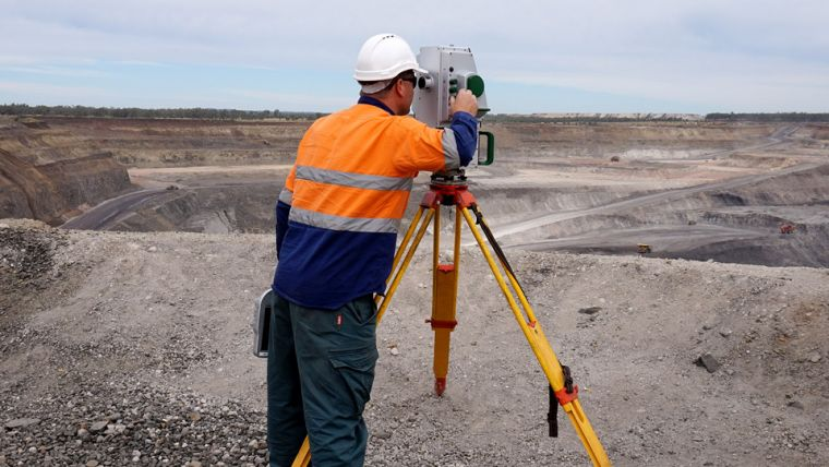 Surveying in the Mining Sector