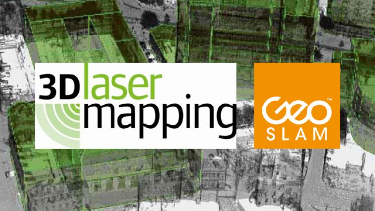 3D Laser Mapping and GeoSLAM Merge as One Company