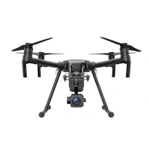 3DR Launches Industry-first Thermal Imaging Solution for DJI M200 Series Drones