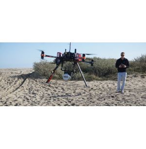 YellowScan Crosses the Ocean with UAV-Lidar Solutions