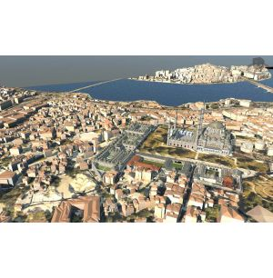 3D City Modelling of Istanbul