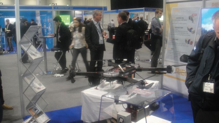 Covering all Sectors - Commercial UAV Show 2017