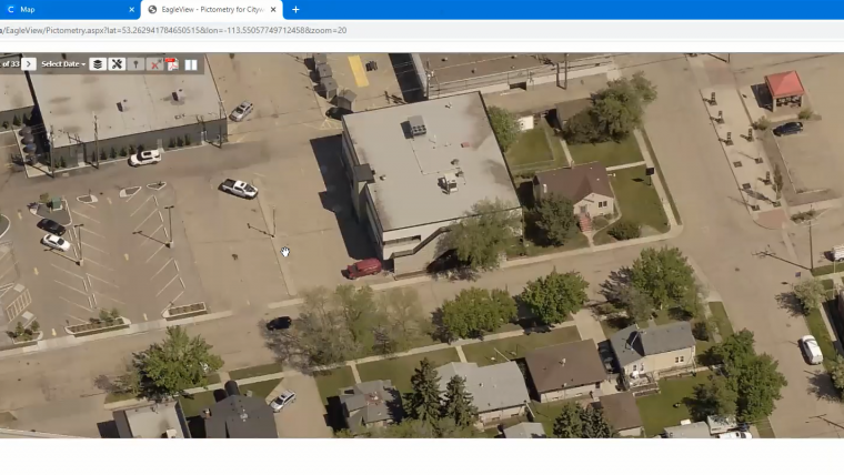 EagleView and Esri Canada Present New Integration within Cityworks Platform