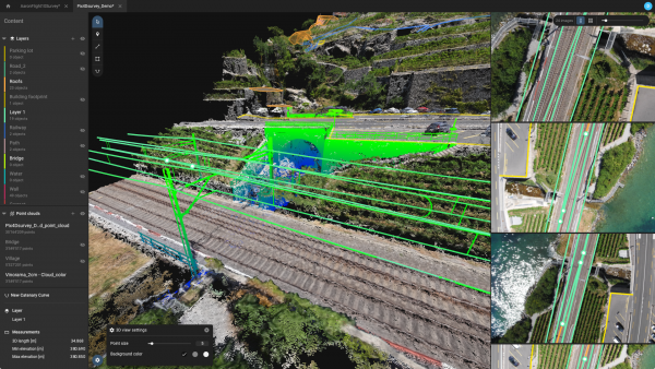Pix4Dsurvey is bridging the gap between digital photogrammetry and CAD by transforming point data into CAD-ready formats.