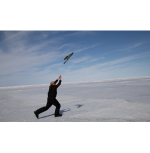 UAVs Help Monitor Lake Winnipeg Ice Hazards