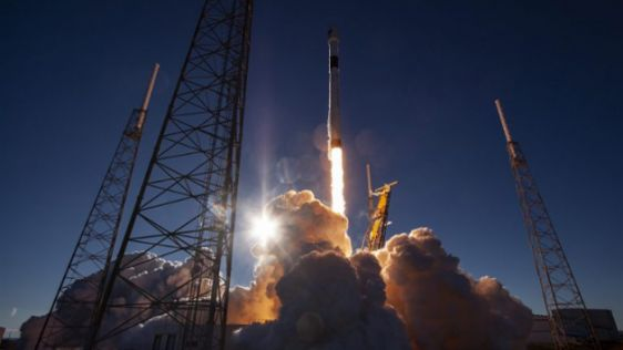 First GPS III Satellite Reaches Orbit