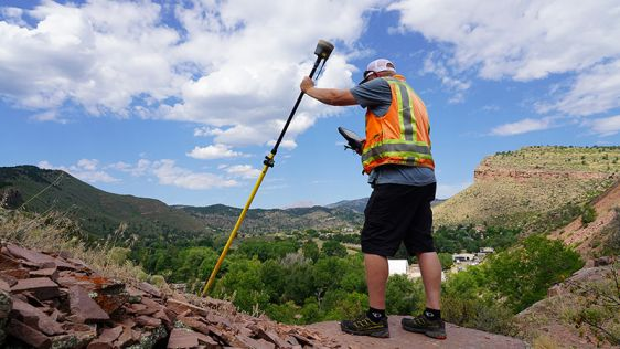 GNSS Rover Developments Give Surveyors a New Edge