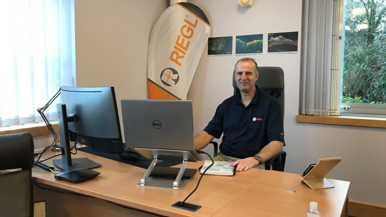 RIEGL Opens New Office in UK