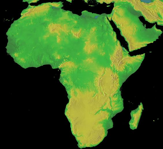 African Challenges and GIS Technology