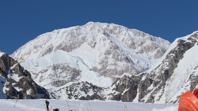 New Elevation for North America's Highest Peak