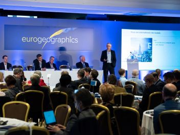 NMCAs Pledge to Put Data Access at the Heart of EuroGeographics' Activities