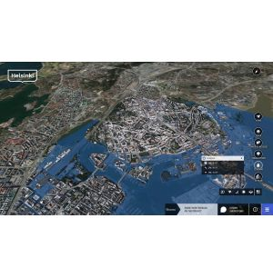 City-scale Digital Twins for Flood Resilience