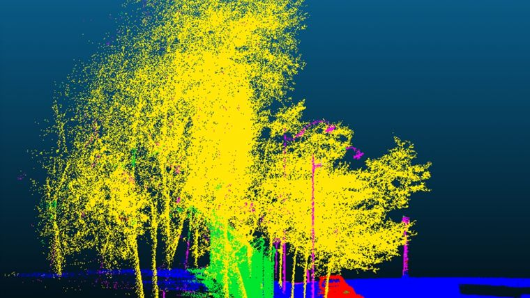Full Automation in Mobile Lidar Data Classification