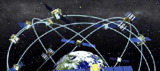 GNSS (Source: NASA)