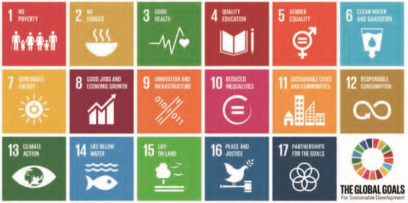 Sustainable Development Goals 2030