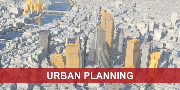 Go to the theme page urban planning