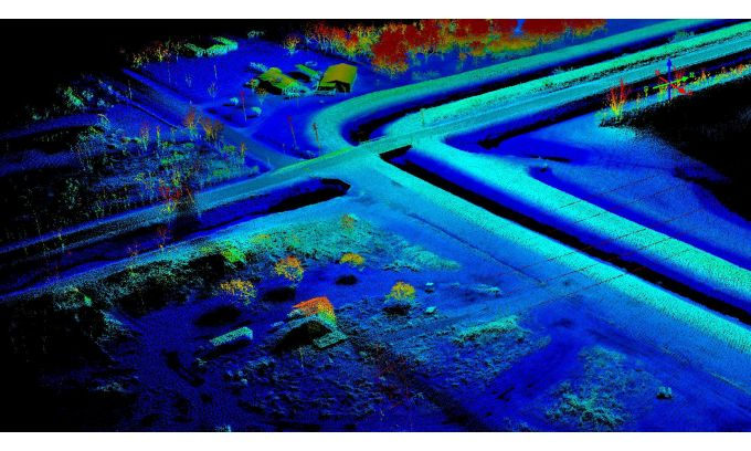 Trends in the Geomatics Market for 2016 - lidar