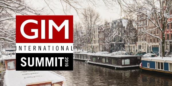 Go to the theme page of the GIM Summit 2016 event