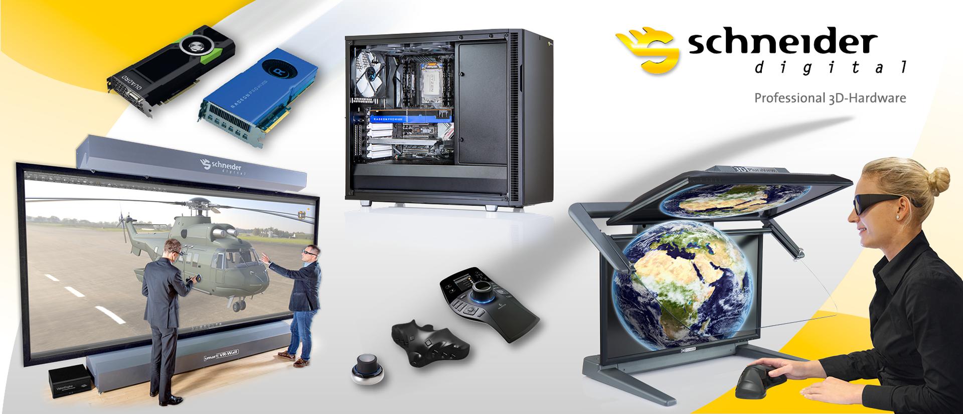 Schneider Digital Product Portfolio