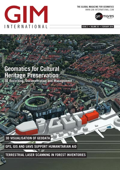 GIM International: February